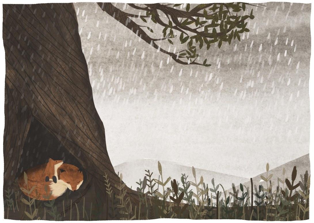 april foxes website